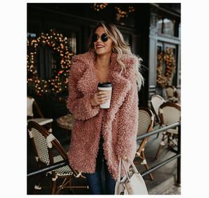 Teddy Girl Coat