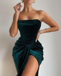 Green Envy Dress