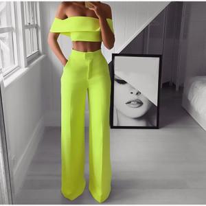 Neon Pant Set