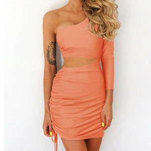 Coral Lise Dress