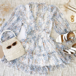 Harlow Boho Chic Dress