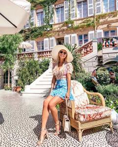 Celia Boho Dress