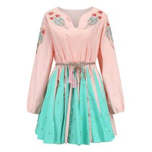 Pita Boho Dress