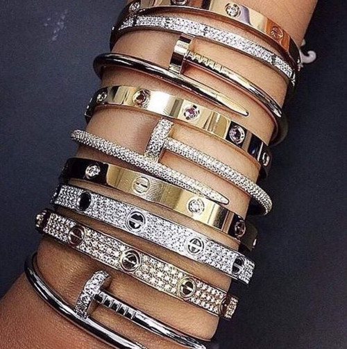 Diamond Love Bracelet