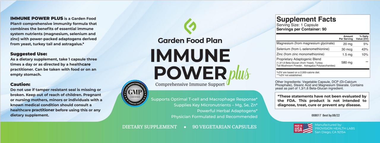 Immune Power Plus