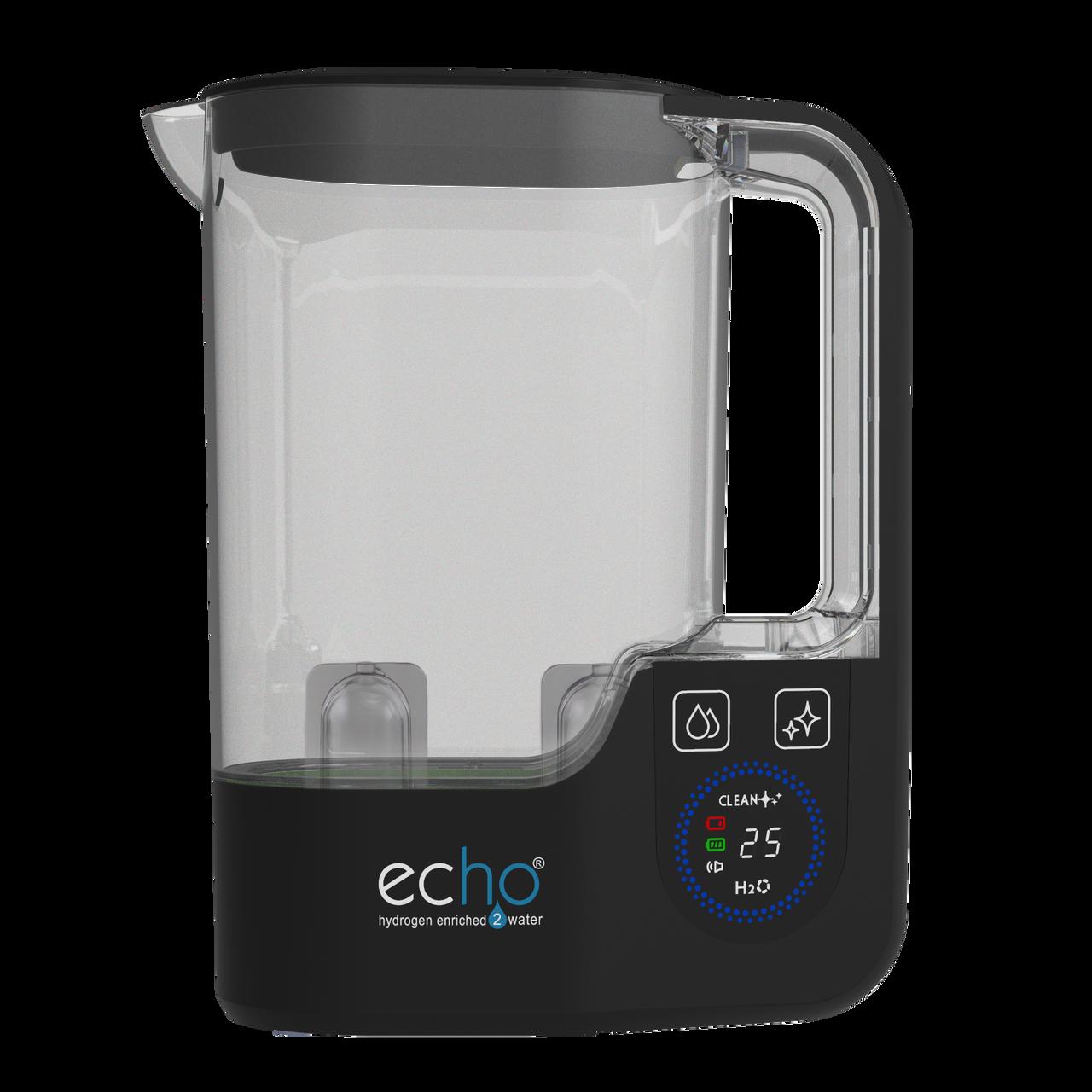 Echo H2 Hydrogen Water Pitcher