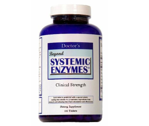 Beyond Systemic Enzymes