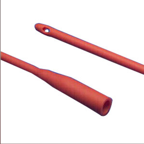 Red Catheter Tubes and Connector