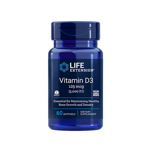 Vitamin D3, 5,000 IU-1713