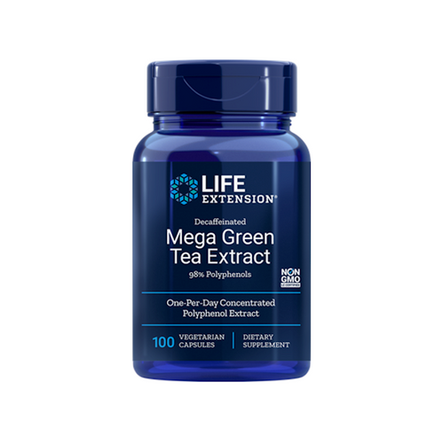 Decaffeinated Mega Green Tea Extract