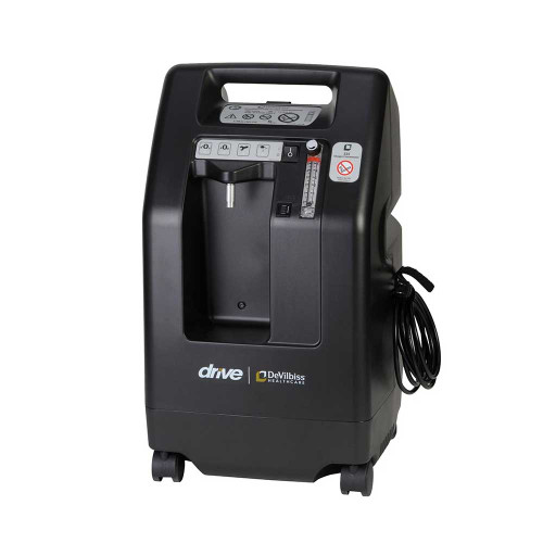 RECONDITIONED DEVILBISS 525DS 5LPM OXYGEN CONCENTRATOR WITH LOW PURITY SENSOR