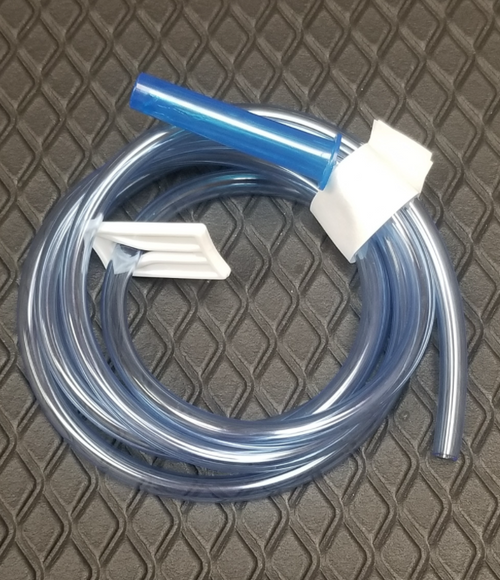 Replacement Tube and Clip for Enema Bucket