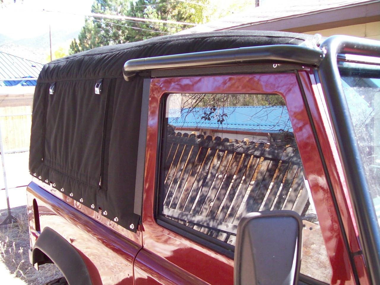 Custom Vehicle Tops & Covers