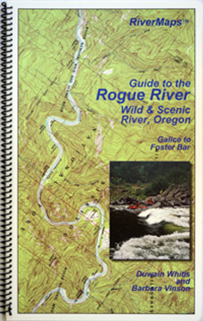 Rogue River Map