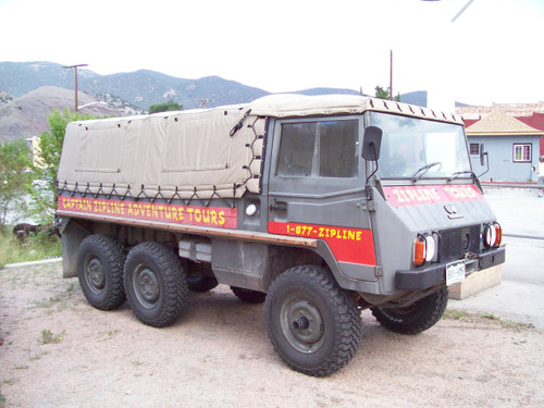 Pinzgauer Covers