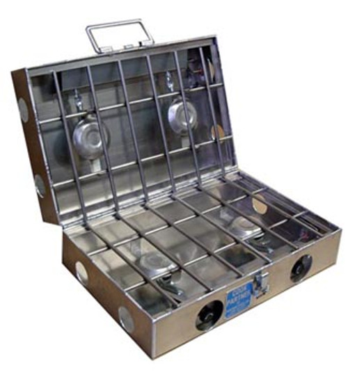 "Partner Steel 4 Burner Stove 16"" or 18"""