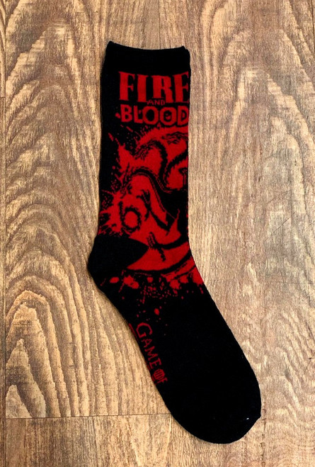 HYP - FIRE AND BLOOD SIDE ONE