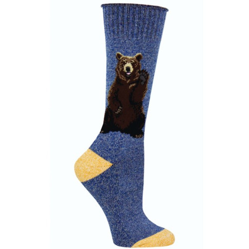 SOCKSMITH - FRIENDLY BEAR 1