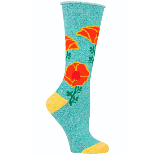 SOCKSMITH - CALIFORNIA POPPIES 1