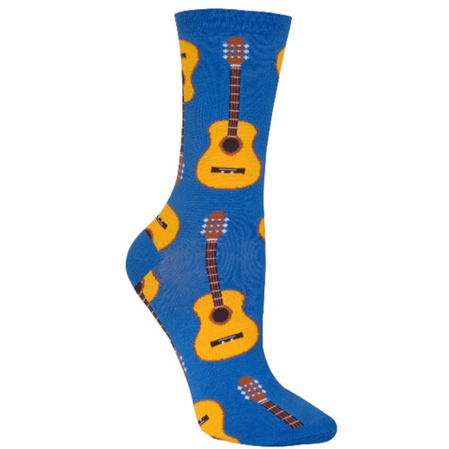 SOCKSMITH - GUITARS CORNFLOWER BLUE