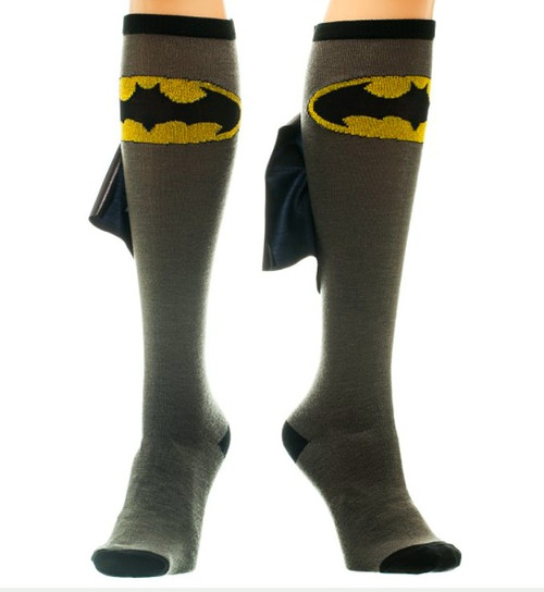 BIOWORLD - BATMAN KNEE HIGH BLACK