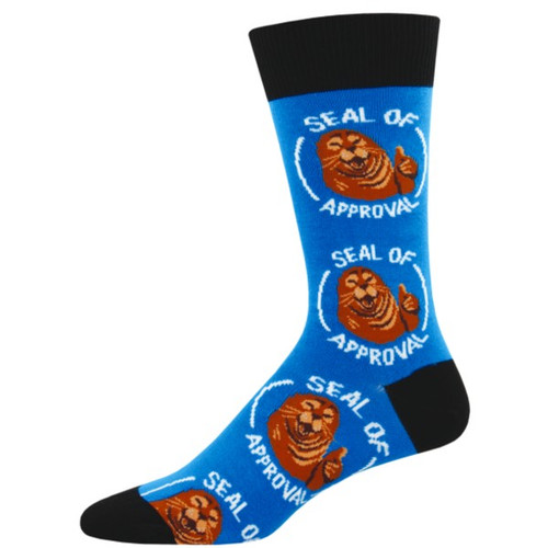 SOCKSMITH - SEAL OF APPROVAL