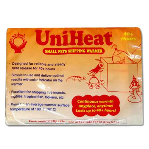 UniHeat 40 Hour Multi-Purpose Small Pets Shipping Warmer (Free Shipping)