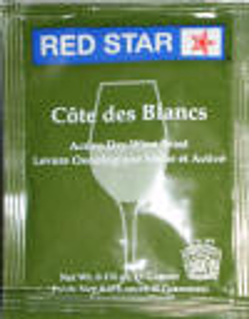 Cote des Blancs Epernay yeast