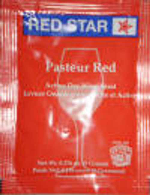 Pasteur Red Wine Yeast