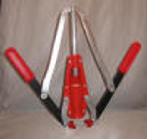 Portuguese double lever corker