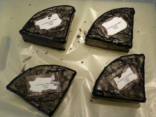 1# Black Cheese Wax