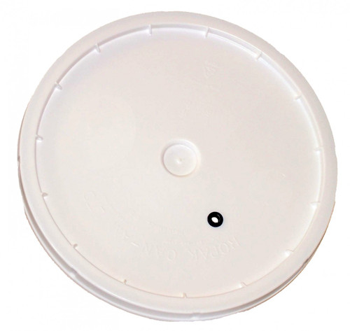 Grommeted Lid for 7.9 gallon bucket
