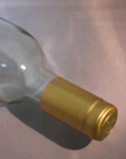 Gold shrink caps pk/30
