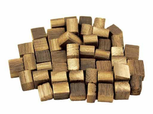 French Oak Cubes (Heavy toast) 1 lb