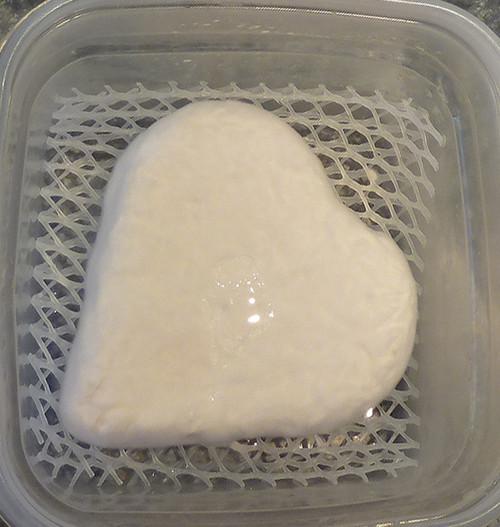 Couer a la Crème mold