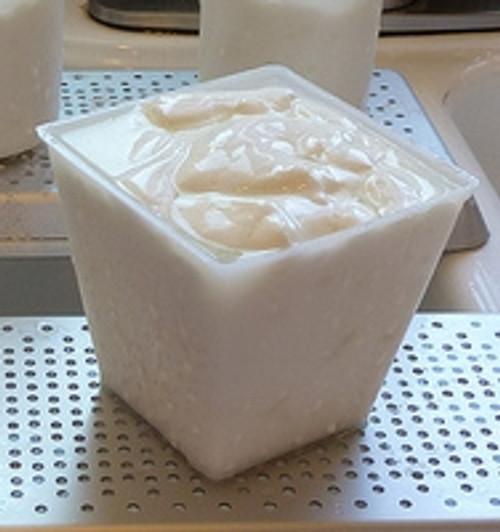 Pyramid cheese mold