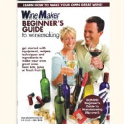 WineMaker Beginners Guide
