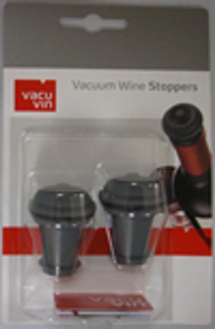 Vacu Vin stoppers (2)