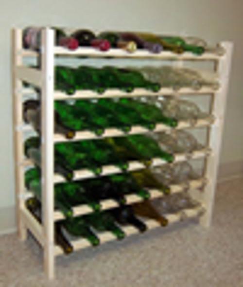 Wine Rack 42 bottles