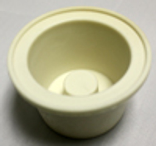 Universal Carboy bung / Solid - fits glass carboys