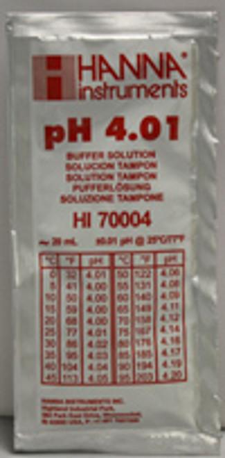pH meter solution pH 4 (20 mL)