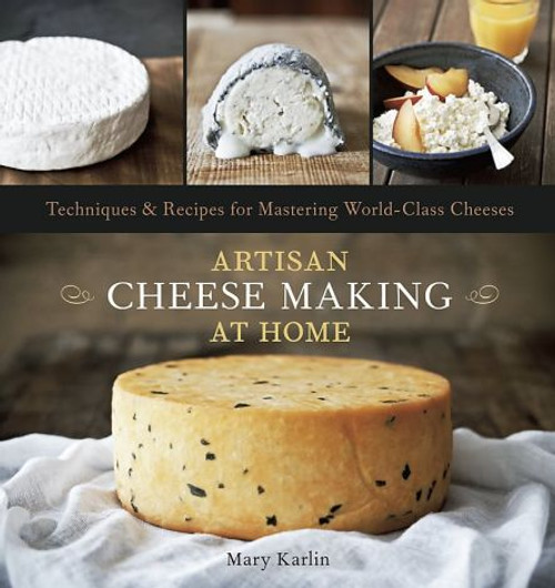 Artisan Cheese Making at Home
