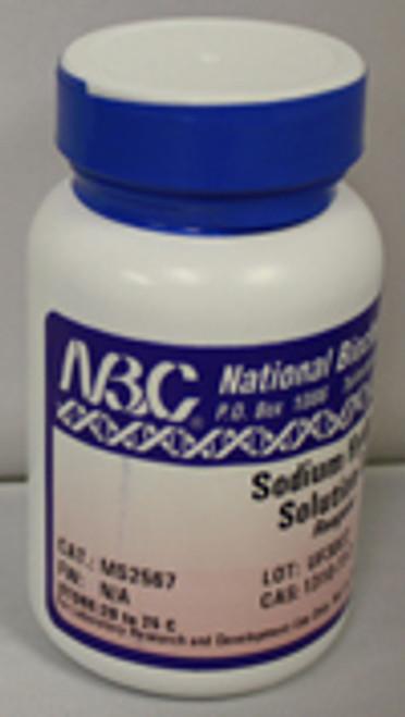 Sodium hydroxide 4 oz - 0.2 N