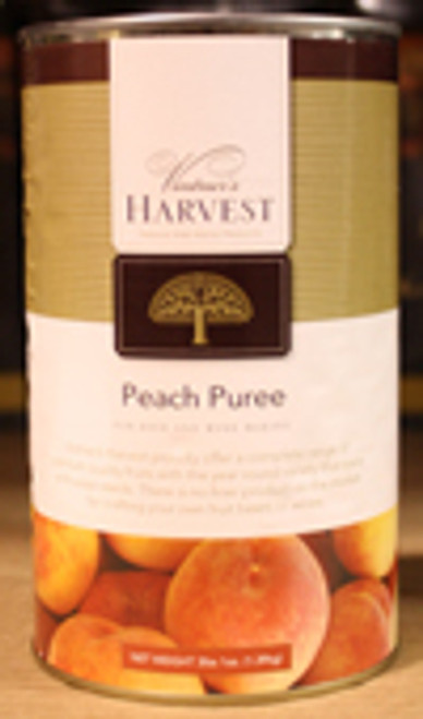 Peach Puree 49 OZ