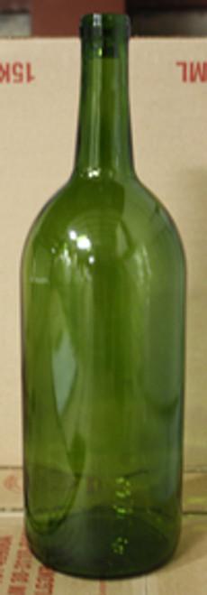 Magnum Bottles - 1.5L Green Bordeaux - 6/case