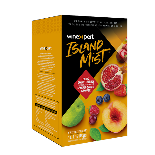Winexpert Black Raspberry Merlot Island Mist