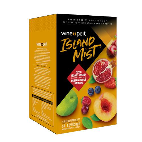 Winexpert Blueberry Pinot Noir Island Mist
