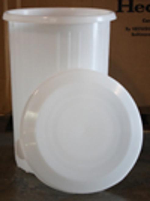 10 gallon fermenting bucket+lid