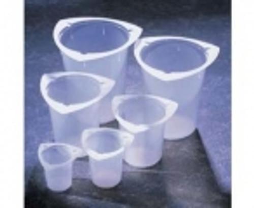 Plastic beaker - 400 mL