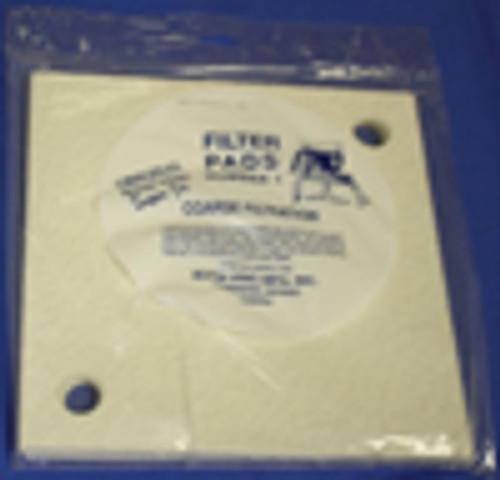 Buon Vino filter pad#1 for superjet pack/3
